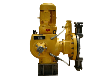 diaphragm pump phl