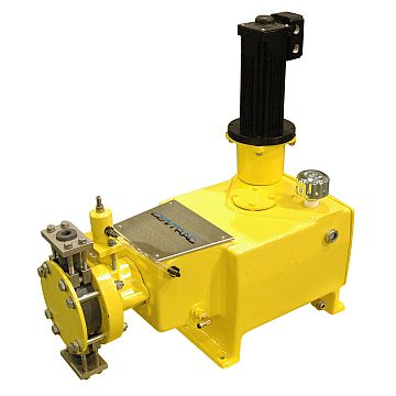 Metering Pumps CENTRAC Series Metering Pumps
