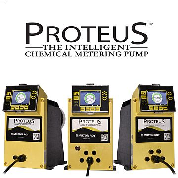 Metering Pumps Proteus Series Metering Pumps
