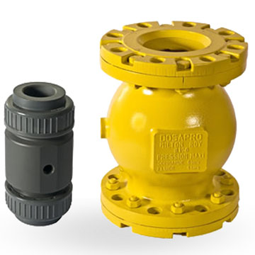 Top Entry Mixers Valves and Accessories pinch valve