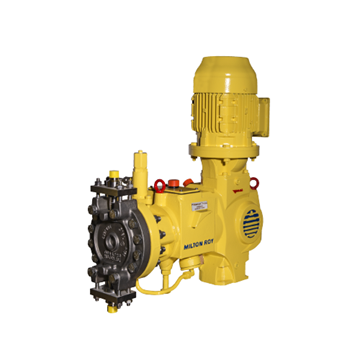 high performance diaphram pump